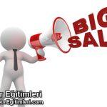 The Big Sale – Büyük Satış – Aktivite Oyunu
