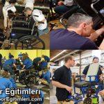 Build a Wheelchair – Tekerlekli Sandalyeni Yap – Takım Çalışması Aktiviteleri