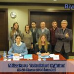 Etkili Pazarlık ve Müzakere Teknikleri Eğitimi Fotoğrafları – Kasım 2014